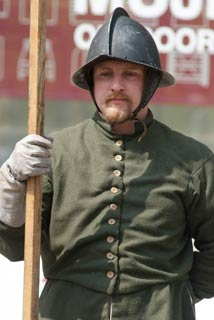 Stuart Period soldier